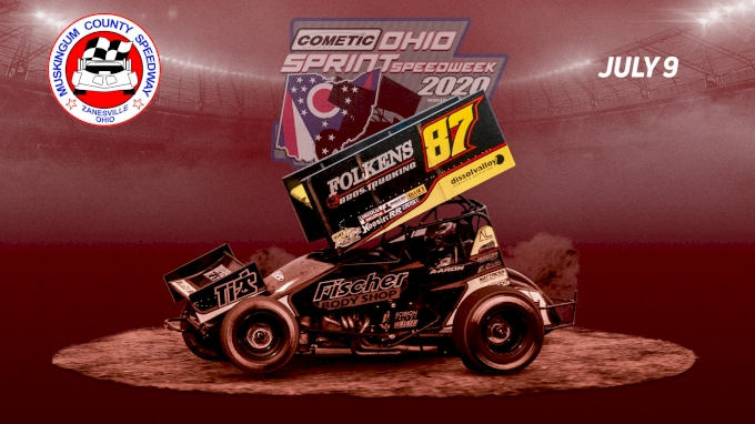 picture of 2020 Ohio Sprint Speedweek at Muskingum County | All Star Sprints