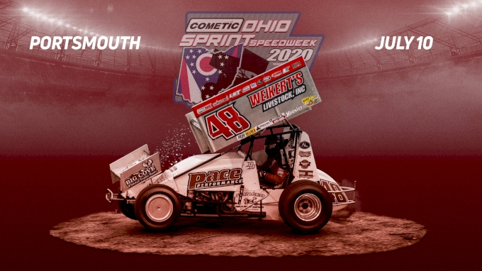 picture of 2020 Ohio Sprint Speedweek at Portsmouth | All Star Sprints