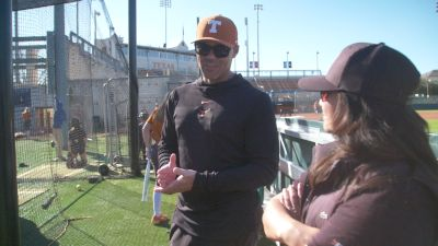 Hitters Owning The Process | Texas Coach Steve Singleton