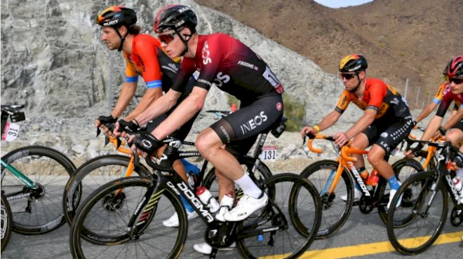 Froome To Leave Ineos For Israel Start-Up Nation