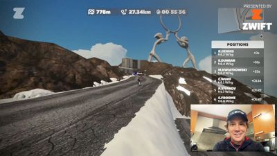 'Alpe du Zwift - The Most Iconic Climb In The Online World'