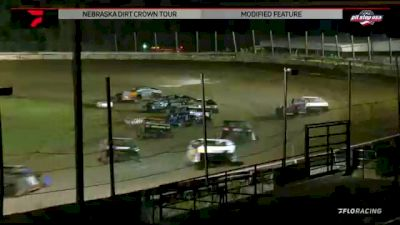 Feature Replay | IMCA Modifieds at Thayer County