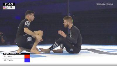 Caio Terra vs Gabe Tuttle Fight To Win 146