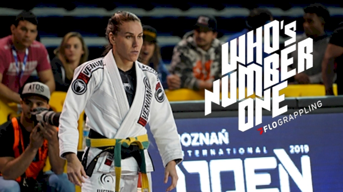 89. Luiza Monteiro Aiming For F2W & ADCC Gold