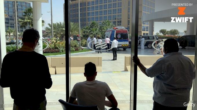 Inside The UAE Tour's Coronavirus Quarantine