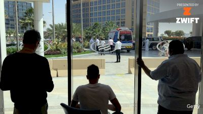 Lockdown: Inside The UAE Tour's Coronavirus Quarantine