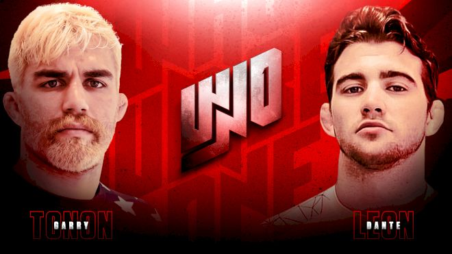 Craig And Gordon Out, Garry Tonon vs Dante Leon Is New WNO Main Event