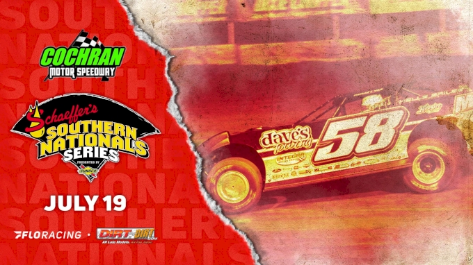 picture of 2020 Southern Nationals at Cochran Motor Speedway