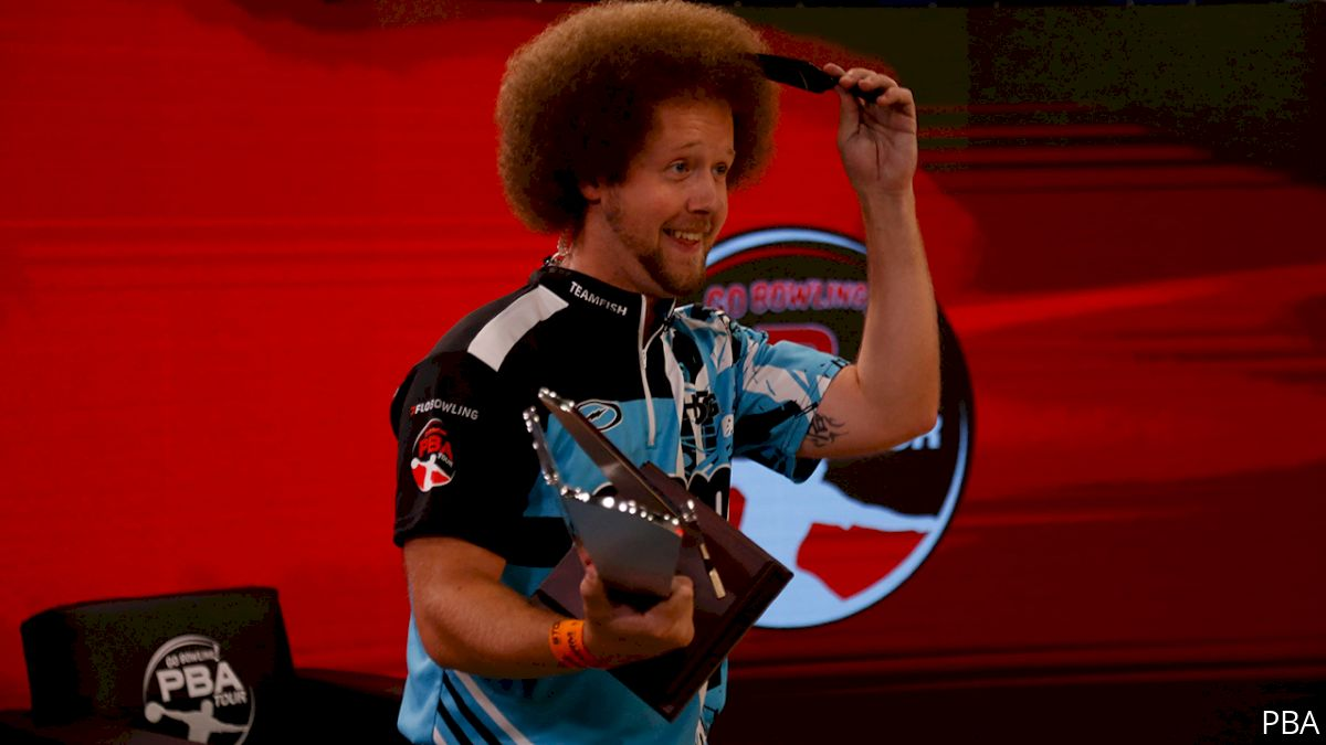 Troup Rallies To Win Sixth Title At PBA Tour Finals