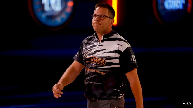 PBA Tour Finals Offers Up Strange Moments