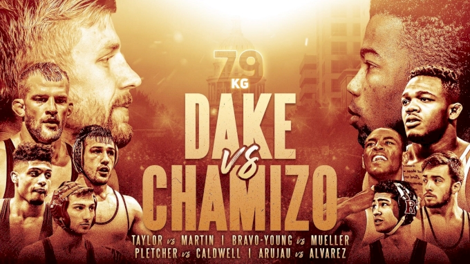 picture of FloWrestling: Dake vs Chamizo