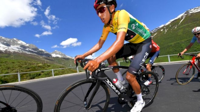 Bernal Returns To Europe And Eyes Tour De France