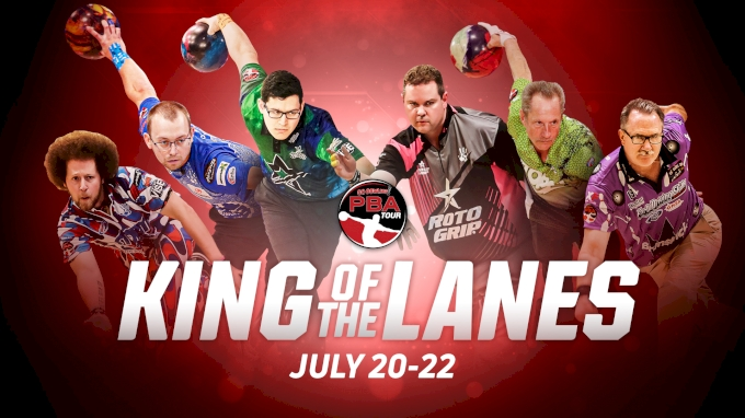 picture of 2020 PBA King of the Lanes