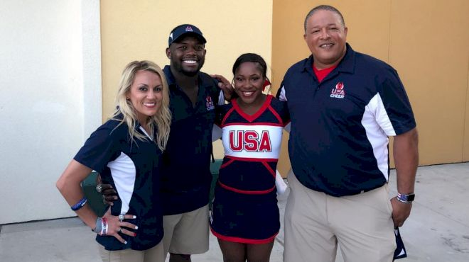 What Cheer Taught Me: Asia Chatman