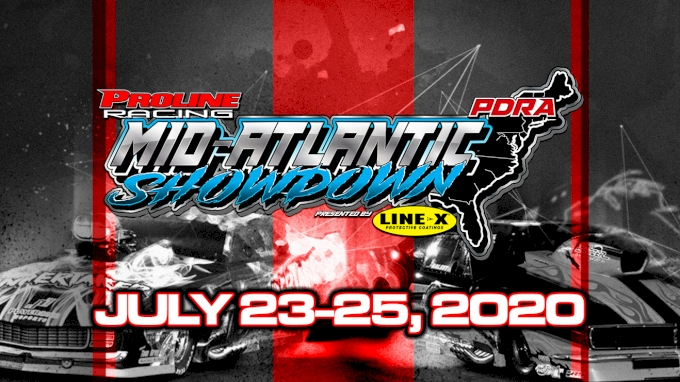 picture of 2020 PDRA Mid-Atlantic Showdown