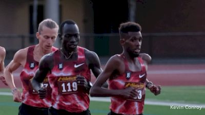 Moh Ahmed Joins Elite Distance Club After His 3:34 1500m