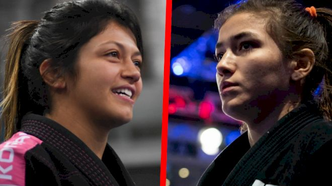 Who's The Best Young Female Black Belt In Brazil? Basilio vs Rodrigues