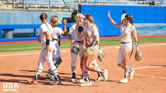 2020 USA Softball GOLD Nationals July 22 Recap