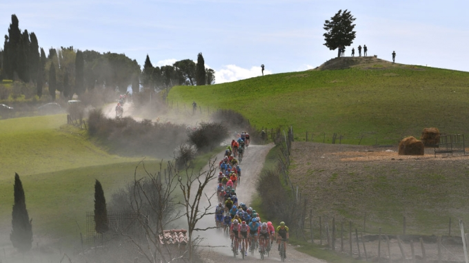 Stybar: 'Strade Bianche Should Be A Monument'