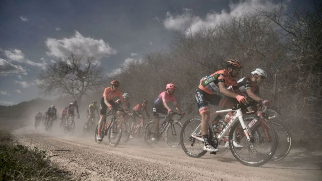The Five Strade Bianche Favorites