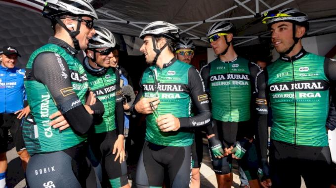 Highlights: 2019 Vuelta a Burgos Stage 2