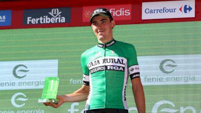 Highlights: 2019 Vuelta a Burgos Stage 4, Power Sprint By Aranburu