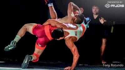 140 lbs Flo - Sammy Alvarez, USA vs Vito Arujau, USA