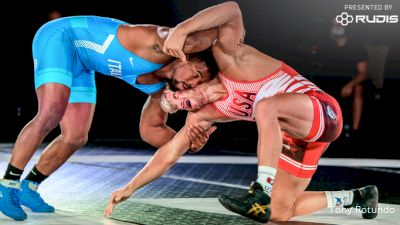 79 kg Flo - Kyle Dake, USA vs Frank Chamizo, Italy