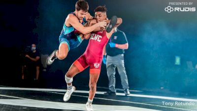 137 lbs - Roman Bravo-Young, NLWC vs Jack Mueller, NYC RTC