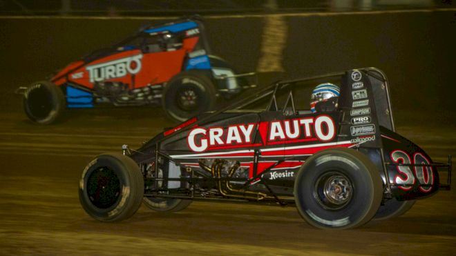 Leary Bounces Back with ISW Victory at Kokomo