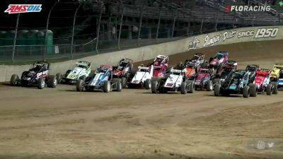 Feature Replay | ISW at Lawrenceburg Speedway