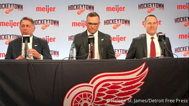Detroit Red Wings Using The NCAA To Develop Prospects