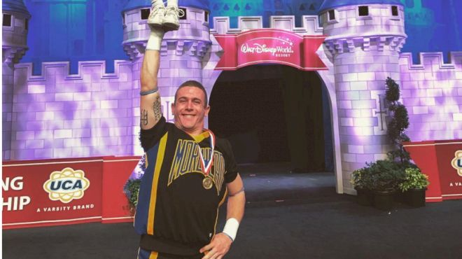 What Cheer Taught Me: Christian Vias