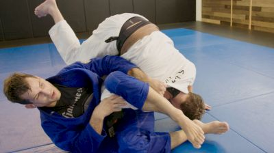 Fix My Game With Queixinho: Omoplata Destruction