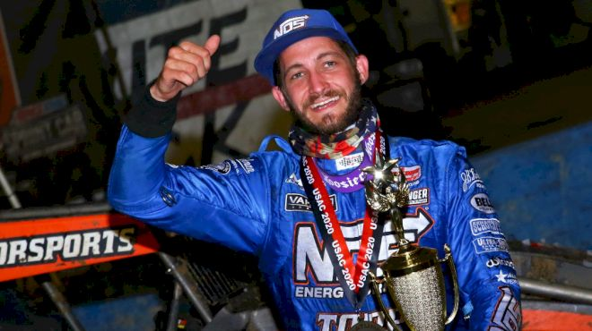 Grant's Last Stand Nets Final Lap Victory at Terre Haute