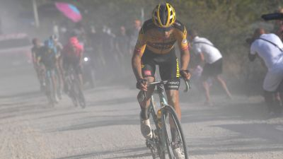 Van Aert: 'If You're Not Emotional, There's Something Wrong With You'