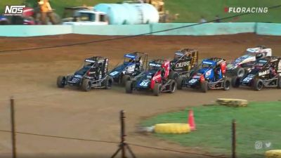 Heat Races | Eastern Midget Week at Action Track USA