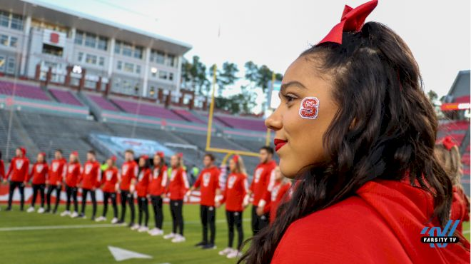 Meet Madison Hunt From NC State