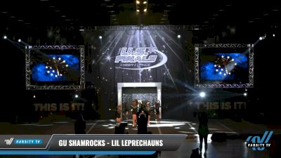 GU Shamrocks - Lil Leprechauns [2021 L1 Mini - Novice Day 1] 2021 The U.S. Finals: Louisville