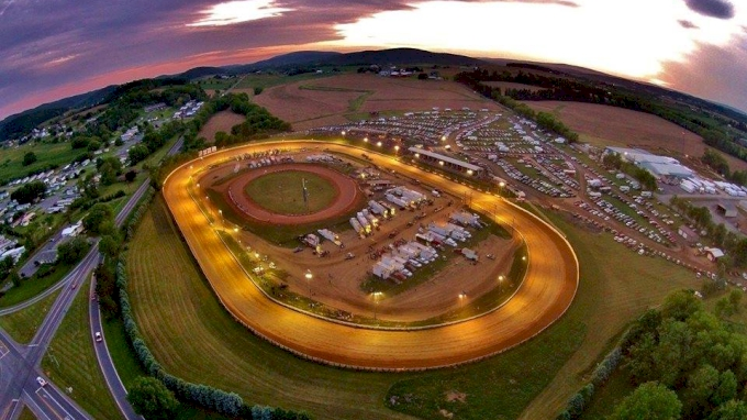 picture of 2020 Bill Holland Classic | USAC Silver Crown