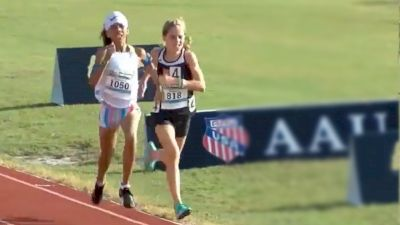 KICK OF THE WEEK: Crazy Double Kick In Junior Olympic 3K