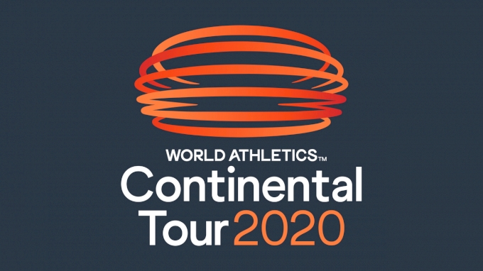 picture of 2020 World Athletics Continental Tour