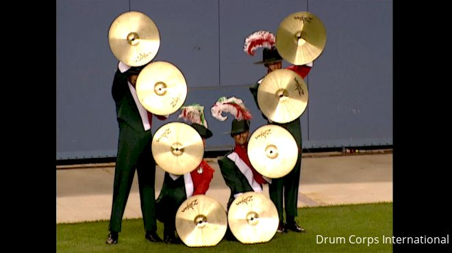 "No. 7: 2004 Santa Clara Vanguard ""Attraction: The Music of Scheherazade"""