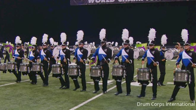 "No. 8: Blue Knights 2010 ""Europa!"""