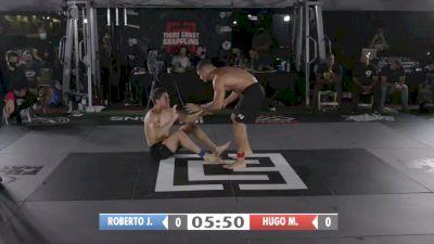 Roberto Jimenez vs Hugo Marques 3CG Kumite V Quarterfinal