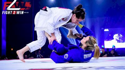 Jena Bishop vs Luiza Monteiro Fight 2 Win 117