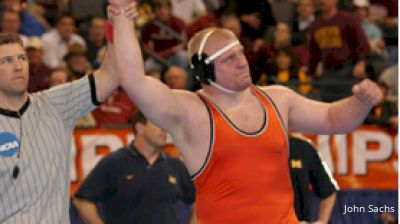 Top Five Villains In NCAA Wrestling History