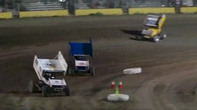 Feature Replay | 360 Sprint Cars at Ocean Speedway