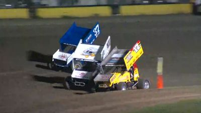 Highlights | 360 Sprint Cars at Ocean Speedway