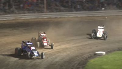 Highlights | Sprint Cars at I-69 Gas City Speedway
